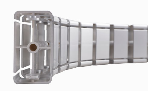 Flexispot cable spine with removable blocks
