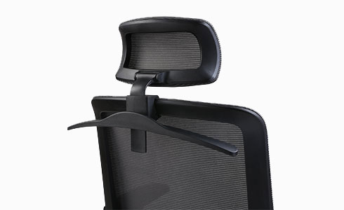Flexispot office chair with adjustable lifting headrest