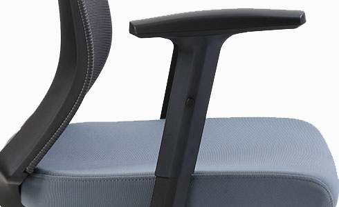 Flexispot office chair with adjustable lifting armrest